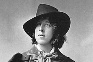 Oscar Wilde, 1854–1900, författare, Irland: