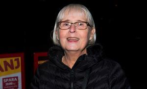 Britt-Maria Neijman, 67, kassör, Bosvedjan.