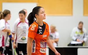Linnea Nilsson fixade två poäng åt sitt Västerås Rönnby.