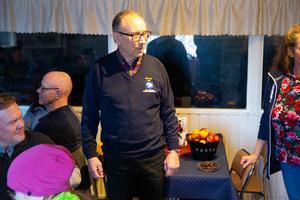 Hans Stenbom från Gävleborgs ridsportförbund var på plats.