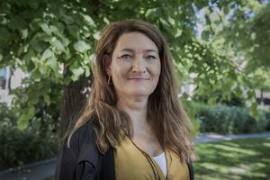 LO: s nyvalda ordförande Susanna Gideonsson ger tillsammans med Anna Eriksson ordförande i LO-distriktet  i Mellersta Norrland