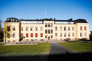 Härnösands gymnasium.