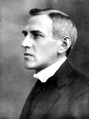 Tonsättaren för dagen. Wilhelm Stenhammar hyllades av Gävle Symfoniorkester. Foto: Andreas Nilsson