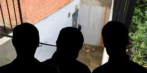 Tre personer sitter häktade misstänkta för att ha bedrivit dopningsfabriken i Telge Hovsjös lokaler. Foto: Torbjörn Granström