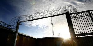 Kumlafängelset.