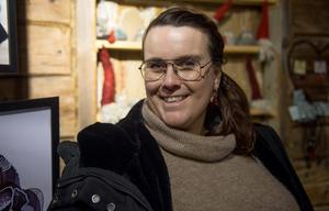 Mia Gråhammar, 45 år, lärare och konstnär, Alnö.