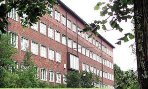 Fd Brukskontoret i Fagersta på väg att bli nytt kommunhus.Foto: Nils-Olof Strandberg
