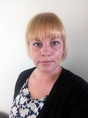 Johanna Bergsten vill ha fler utbildningsplatser för att täcka behovet av nya chaufförer.