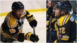 Sebastian Dyk och Nicolai Meyer testades tillsammans för första gången – och såg ut att trivas, skriver LT-sportens och Hockeypuls krönikör Jacob Sjölin.