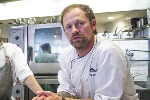 Pär Johansson Jonsing säger att han kommer att fortsätta driva både Växbo Krog och Restaurang Bergshotellet som tidigare. Foto: Arkiv
