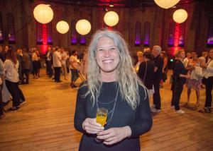 Ann-Helen Persson är projektledare i föreningen Matvärden, huvudarrangör av Guldtjädergalan.