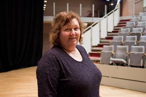Socialchefen Marie Palmgren,