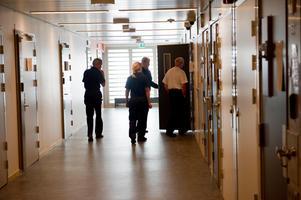 En ny kriminalpolitik med hårdare straff och brottsoffret i centrum är Moderaternas löfte. Bild: Leif R Jansson/TT