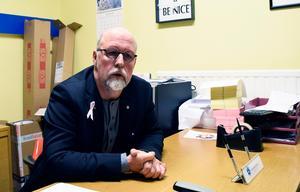 I september blev Benny Rosengren tillförordnad länsordförande för SD. Sedan i mars är han ordinarie länsordförande.