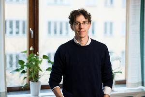 Karl Wennberg. Foto: Pressbild.