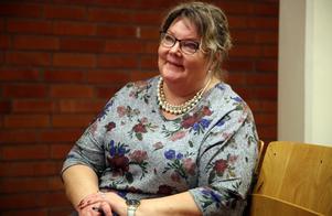 Sofia Diefke, lärare i tyska på Orsaskolan.