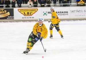 Jonas Engström gjorde mål för Broberg i sjunde (!) matchen i rad.