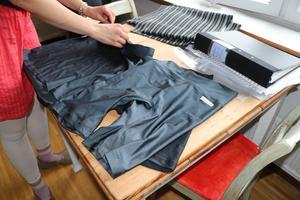 Löparkläder – kjol och byxor i olika längder.