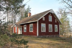 Foto: Christina Kemperyd. Missionshuset i Berga är till salu efter 130 år i församlingens tjänst.