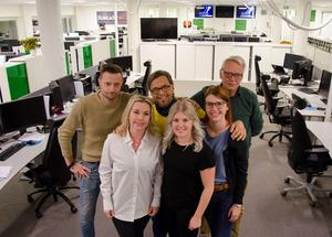 Nu blir det nyheter även nattetid. Nattdesken i Sundsvall kommer att se till att senaste nyheterna kommer till dig som läsare även under nätterna.