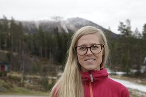 Mer tid ute för både föräldrar och barn var en av faktorerna som tog Anna Glads familj till Lofsdalen.