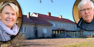 Nu köper Säterbostäder sockenstugan i Skedvi och bygger lägenheter.