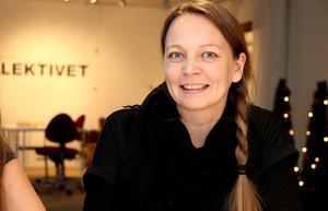 Kerttu Heiskanen har bland annat en utbildning som industridesigner på sitt CV.