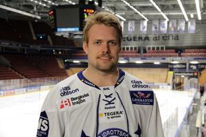 Borlängefödde Viktor Mårtensson är klar för Leksands IF: