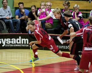 Anton Samuelsson gjorde mål mot Falun i premiären.