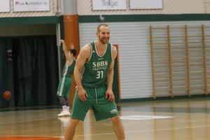 Martin Pahlmblad är en av de spelare som är uttagna inför EM-kvalmatchen mot Vitryssland i slutet av november. Bilden är en arkivbild.