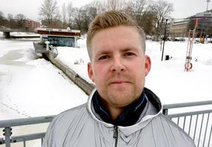 André Hellström, 33, företagare, Sundsvall: