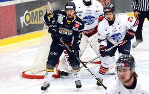Oliver Eriksson assisterade till Borlänges första mål.