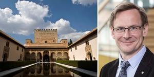 En granskning av Allehanda visar att en av Miuns avdelningar höll personaldagar i södra Spanien förra året till en kostnad av 162 000 kronor, trots att det här enligt rektor Anders Fällström i princip är förbjudet.