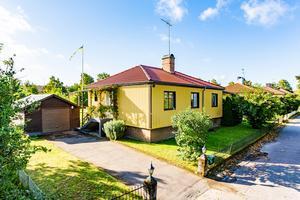 Veckans mest klickade hus på Hemnet under förra veckan, Arbogavillan fick 3 156 klick.Foto: Länsförsäkringar Fastighetsförmedling