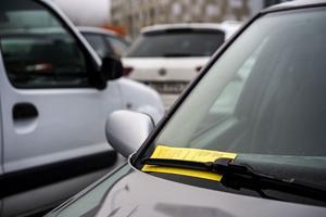 Högre böter för felparkering införs i Gävle vid årsskiftet.