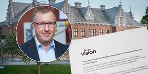 Hans-Göran Karlsson, näringslivschef på Söderhamn kommun.