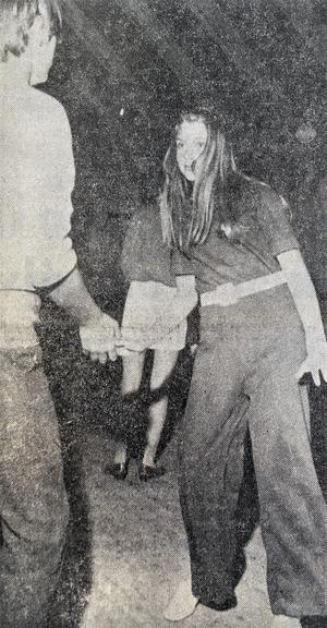 Hans Engberg för Katarina Berglind ut i shakens virvlar.