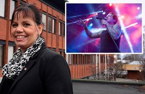 Kommunchef Sara Jonsson har fått uppdraget att gå vidare och föra en dialog med Takida om vad som skulle behövas för att förverkliga Ljungarocken 2019.
