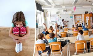 Skribenten påpekar att det finns många barn som vill men inte kan gå till skolan av olika anledningar. Bild: Gorm Kallestad/TT / Jonas Ekströmer/TT