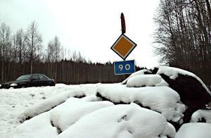 Kramforsbon körde drograttfull i 170 kilometer i timmen på riksväg 90.