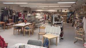 Ytterhogdals Rödakorskrets har öppnat i ny lokal. Foto: Solveig Haugen