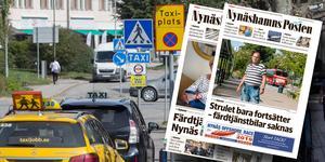 Många har fått vänta länge på färdtjänst i Nynäshamnstrakten sedan i våras, då ett nytt avtal började gälla. I ett debattartikel skriver färdtjänstnämndens ordförande Fredrik Wallén om problematiken.