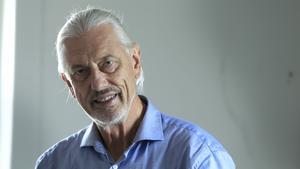 Dirigenten Göran Sjölin. Foto: Privat