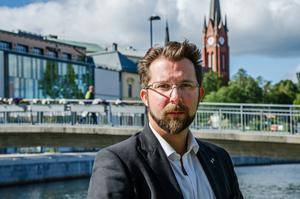 Hans Forsberg (C), kretsordförande i Sundsvall: