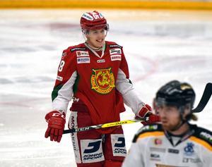 Emil Aronsson stannar i Mora IK till och med säsongen 2018/2019.