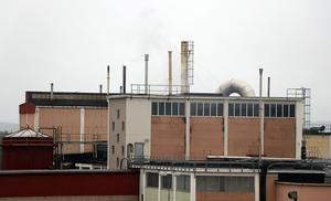 Kloratfabriken i Alby.