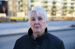 Gudrun Sjödin.