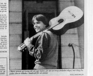 ST 25 april 1993.