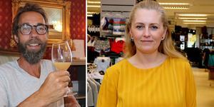 Pontus Andersson och Helen Nyman är årets entreprenörer i Ånge kommun.
