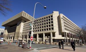 Amerikanskt föredöme. Folkpartiet vill att EU skapar en motsvarighet till den federala polisen FBI. Bilden visar FBI:s huvudkontor.